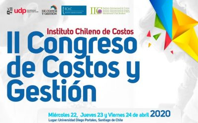 Invitación a participar del II Congreso Chileno de Costos y Gestión