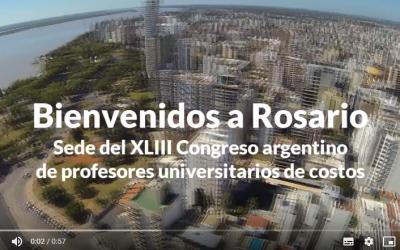 Presentación del próximo congreso nacional