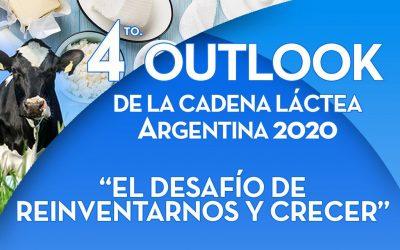 4to. Outlook de la Cadena Láctea Argentina 2020 (suspendido hasta nueva fecha)