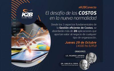Evento del IIC: El desafío de los costos en la nueva normalidad (29/10)
