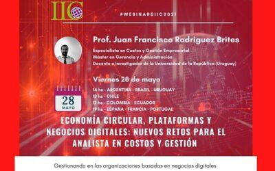 Economía Circular, Plataformas y Negocios Digitales (IIC)