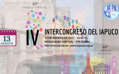 IV Intercongreso del Instituto Argentino de Profesores Universitarios de Costos